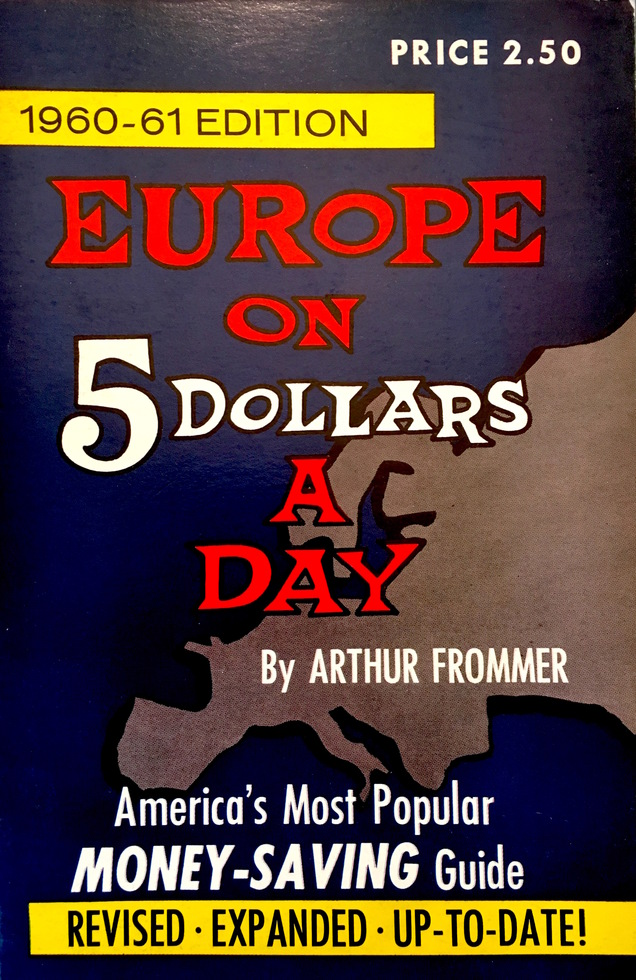 Europe on 5 Dollars a Day (1960)