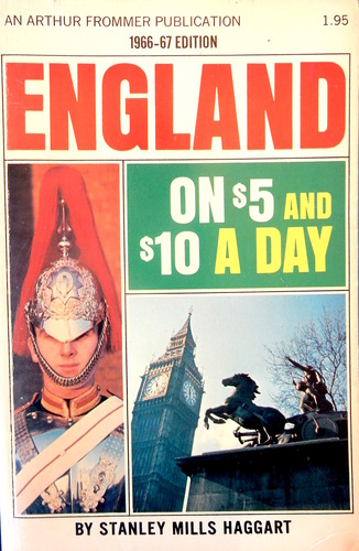 England on $5 and $10 a Day (1966)