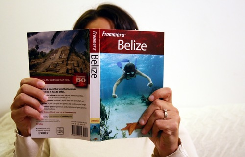 Frommer's Belize guide, circa 2007