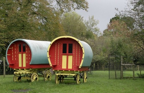 Caravans in Ireland
