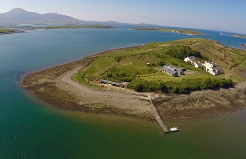 Collanmore Island, Clew Bay, County Mayo