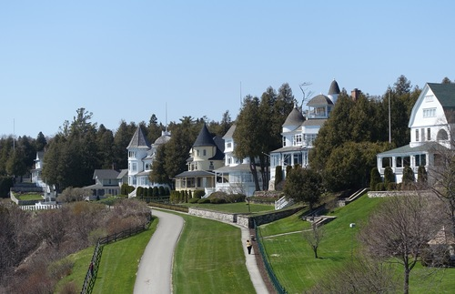 The Bluffs at Mackinac Island
