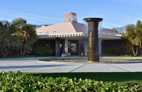 Sunnylands, the Rancho Mirage home built by a billionaire to entertain the world's most powerful people.