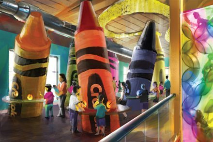 Pennsylvania's Crayola Experience, a Family Favorite, Revamps in Time for the Summer Season | Frommer's