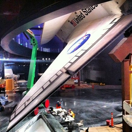 A Preview of Kennedy Space Center's Awesome $100 Million Home for Space Shuttle Atlantis, Opening June 29 | Frommer's