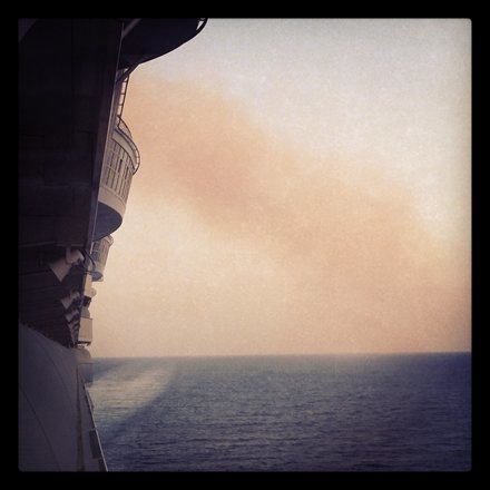 Another Cruise Line Extinguishes Smoking on Stateroom Balconies, and Good Riddance | Frommer's