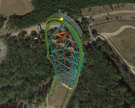 Economizing, Six Flags in New Jersey To Create World's Tallest Drop Out of an Existing Ride | Frommer's