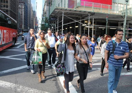Take a Vacation From Driving! A Pedestrian-Centric Website Lists Which US, Canadian and Australian Cities Are Most Walkable and Bikable | Frommer's