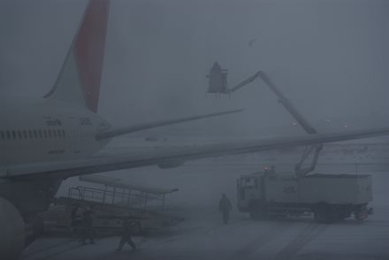 Polar Vortex Grounds 18,000 Flights! Here's Why That's a Good Thing | Frommer's