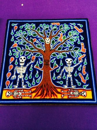 Riviera Nayarit, Part 3: Intense Huichol Art | Frommer's