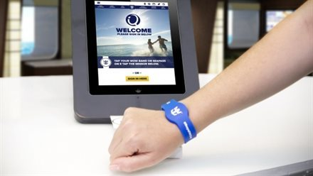 Royal Caribbean's Newest Twist: RFID Bracelets Tracking Every Guest and Making Arrangements Quicker | Frommer's
