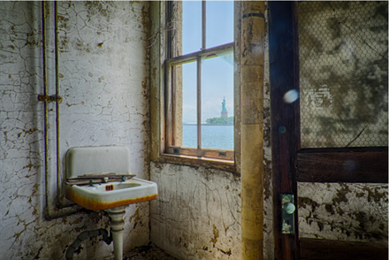 Ellis Island's Haunting Hospital Ward Now Open | Frommer's