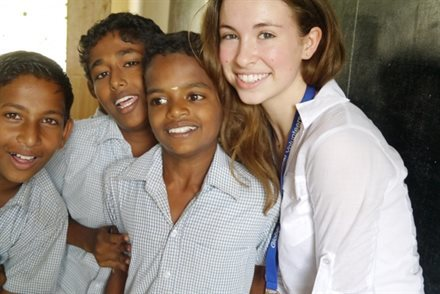 Portrait of a Family Volunteer Vacation in Chennai, India | Frommer's