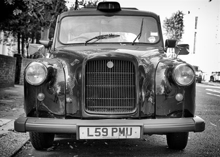 London's Black Taxis Will All Soon Accept Credit Cards | Frommer's
