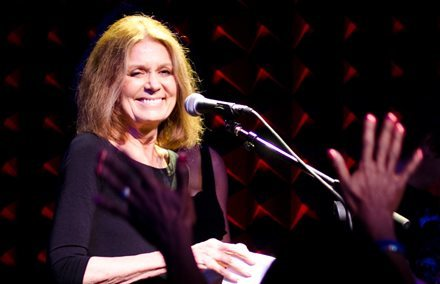 "A Travel Memoir for Today: Gloria Steinem's ""My Life On the Road"" 