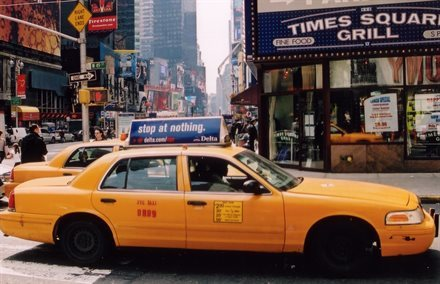 Sleep in a Decommissioned NYC Taxicab for Only $39 Per Night | Frommer's