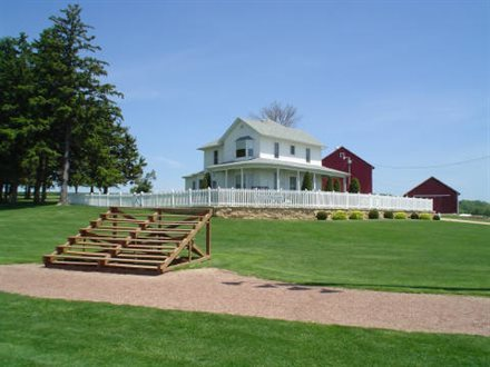 """Field of Dreams"" House to Open for Tours 