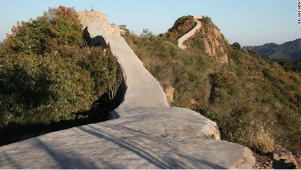 Great Wall Repairs Spark Outrage | Frommer's