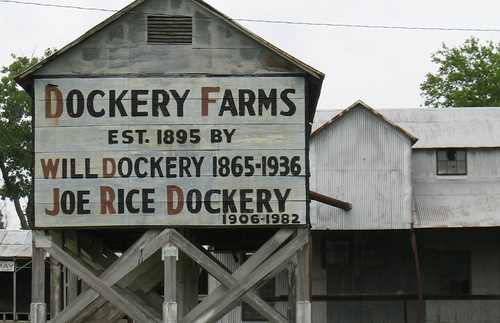 Dockery Farms in Cleveland, Mississippi
