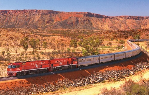 The Ghan Expedition, Outback Australia