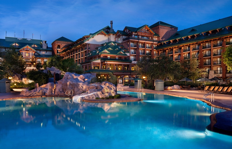 Book Disney hotels early