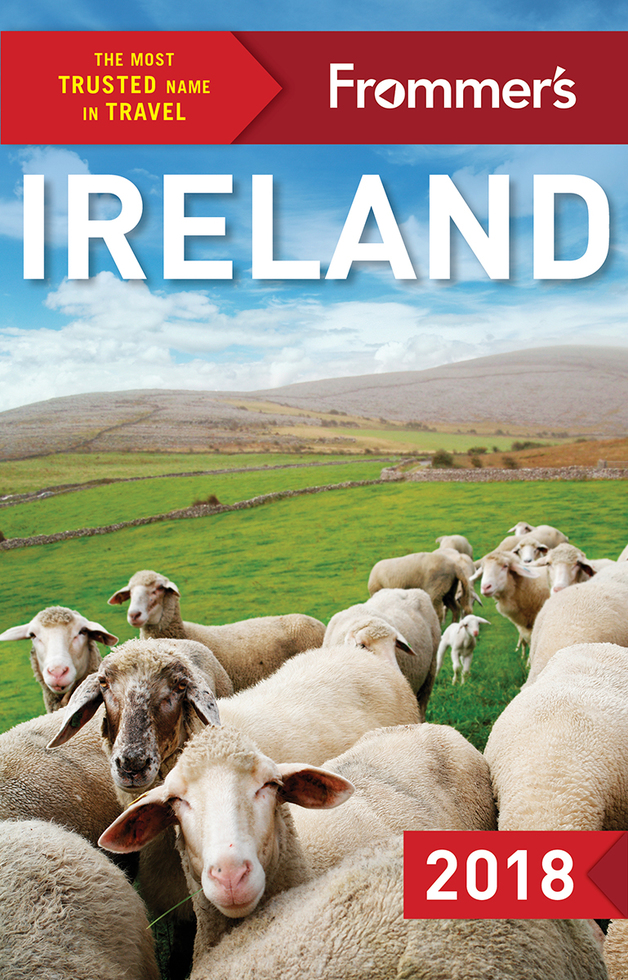 Frommer's Ireland 2018