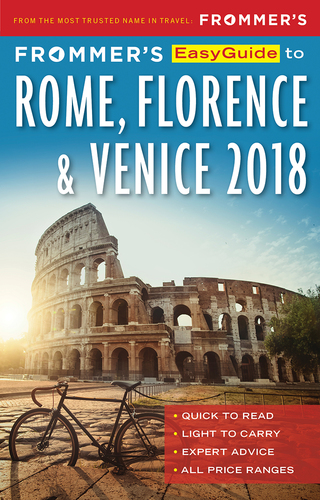 Frommer's: the best travel guide books for Rome
