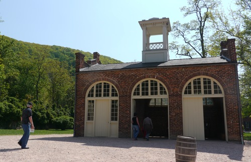 John Brown's Fort, Harpers Ferry, West Virginia