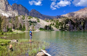 The High Uintas Wilderness is one of Utah's best-kept natural secrets.