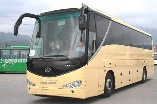 50 SEATER LUXURY BUS FOR RENT