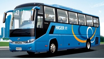 35 seater bus for rent