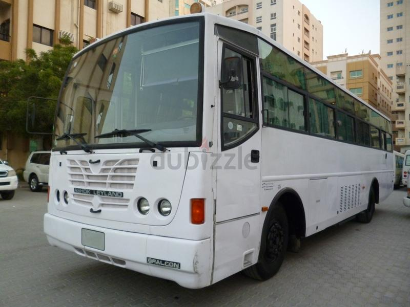 66 seater labor bus