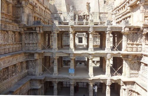 Rani Ki Vav stepwell, Gujarat, India