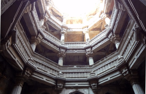 Rudabai Vav stepwell, Gujarat, India
