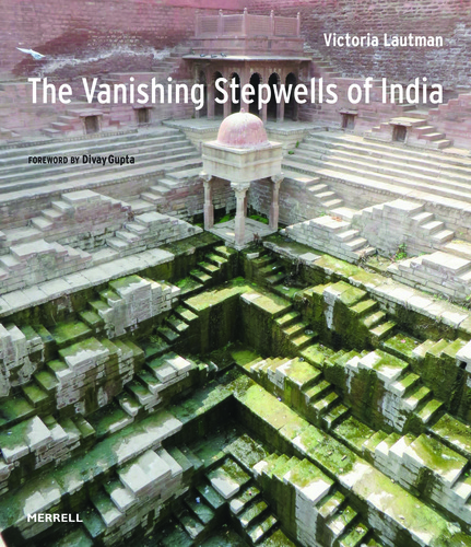 The Vanishing Stepwells of India book cover