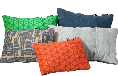 Therm-a-Rest Compressible Travel Pillow, $20–35