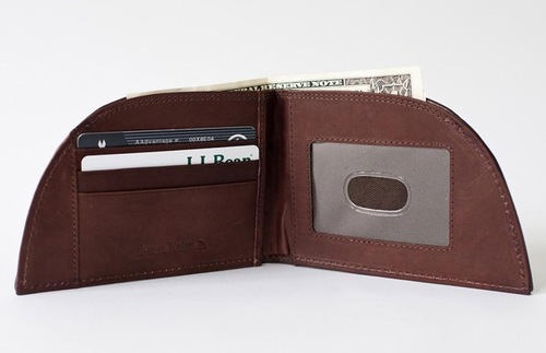 Rogue Front Pocket Wallet with RFID Blocking, $49