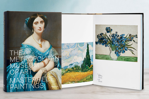Great coffee table books published by the world's greatest museums