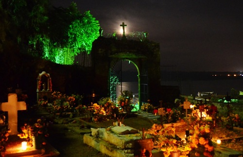 Day of the Dead in Pátzcuaro, Michoacán