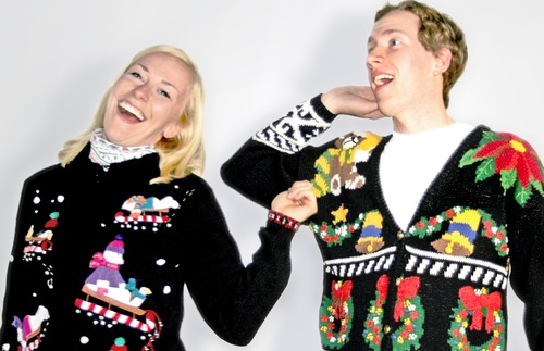 An Airline Perk for Ugly Holiday Sweaters | Frommer's