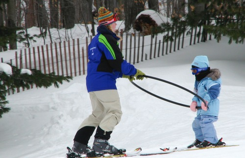 In January, Learn to Ski—for Less—in Michigan | Frommer's