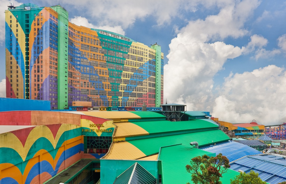 Malaysia's First World Hotel in the Genting Highlands