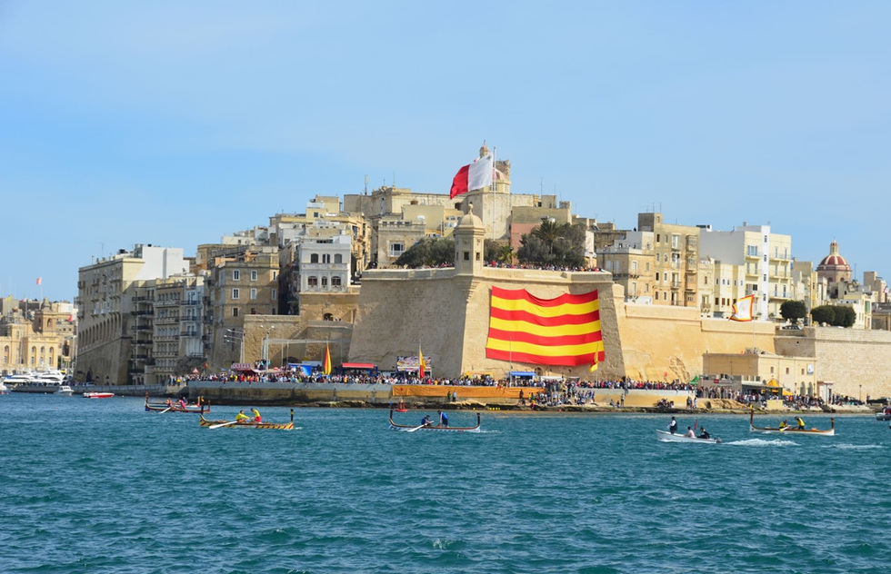 Malta is full of evidence of the past