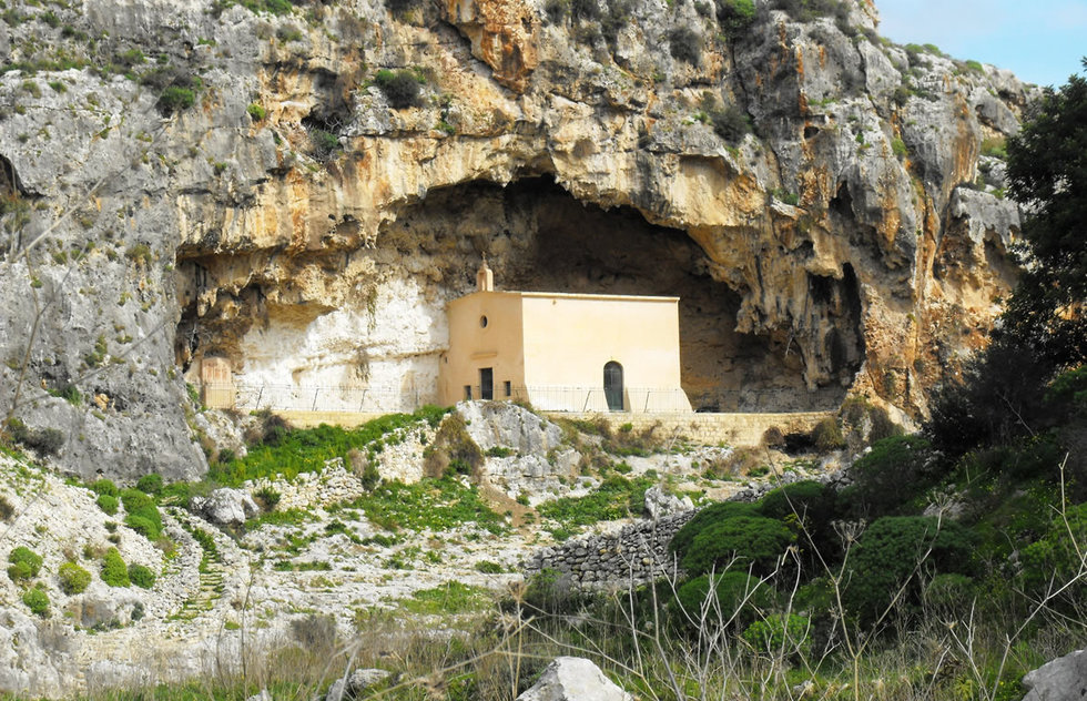 Chapel of St. Paul the Hermit