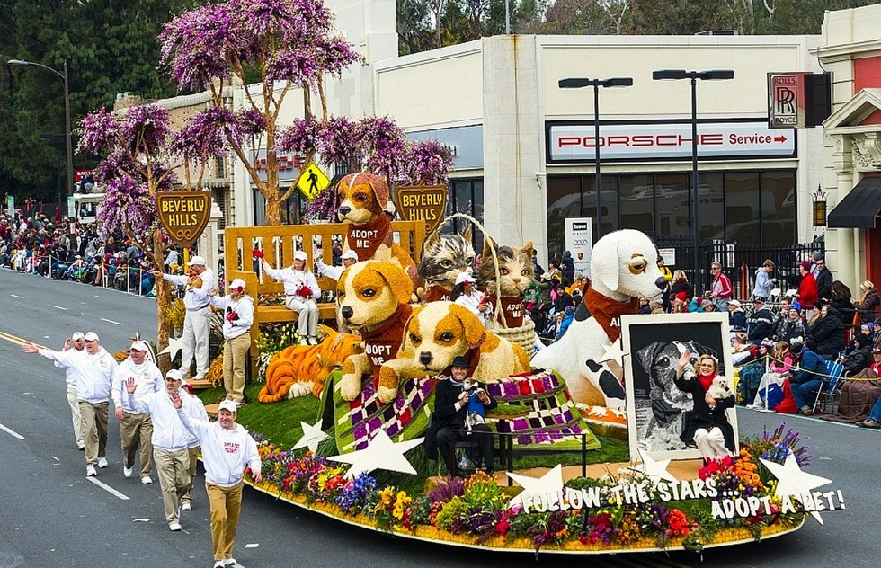 How to get tickets for the Rose Parade and the best way to see it