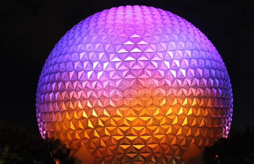 Walt Disney World's Epcot in Orlando, Florida