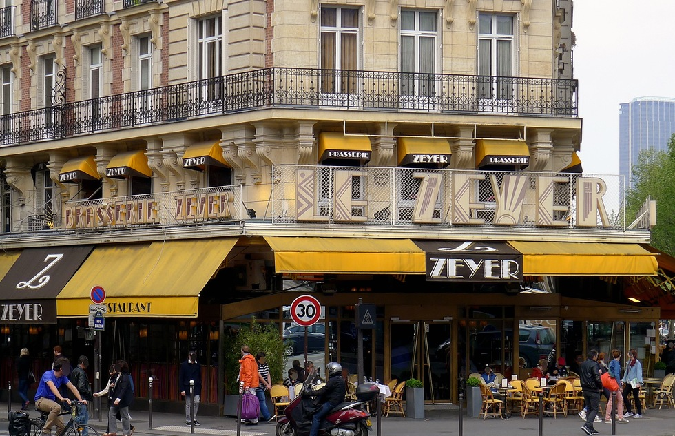 Le Zeyer in Paris