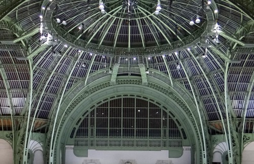Paris' Grand Palais Getting a Grand Makeover | Frommer's