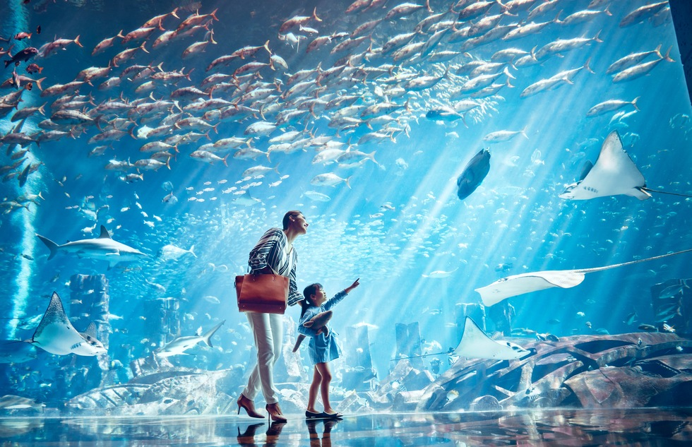 Huge New Atlantis Resort Opens in China | Frommer's