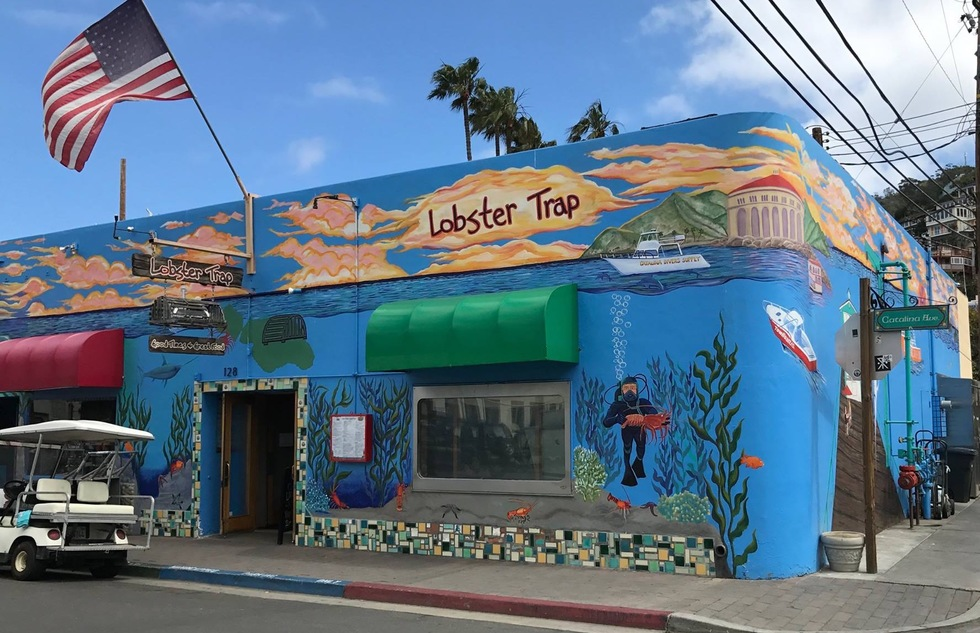 The Lobster Trap, Catalina